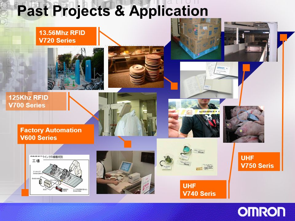 Past Projects & Application