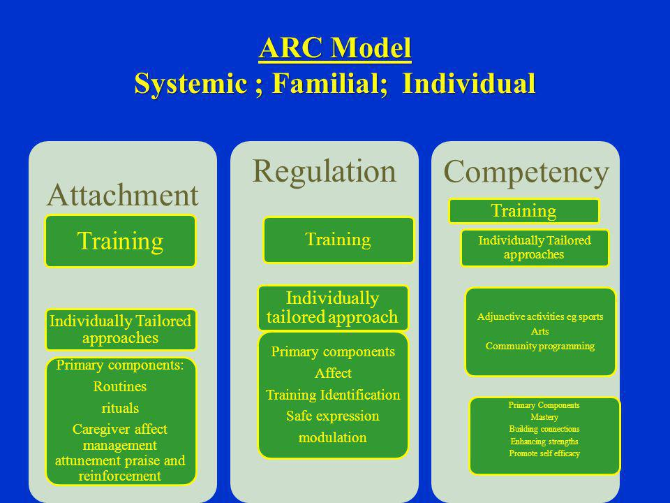 ARC Model Systemic ; Familial; Individual