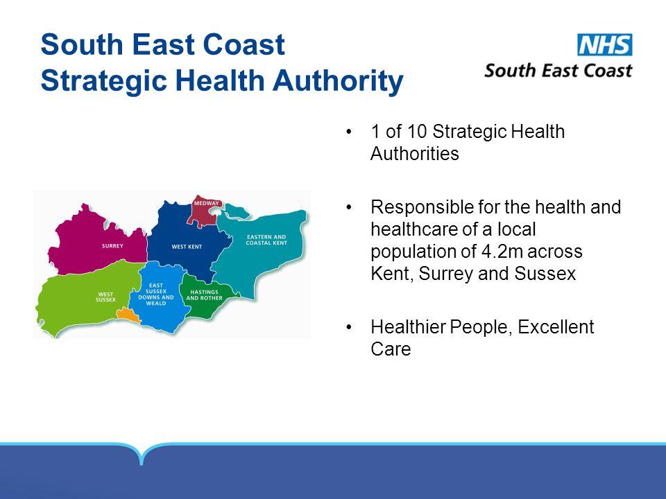 South East Coast Strategic Health Authority