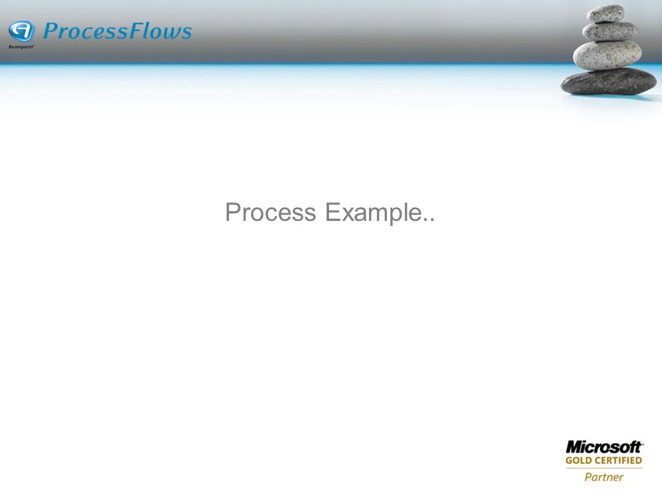 Process Example..