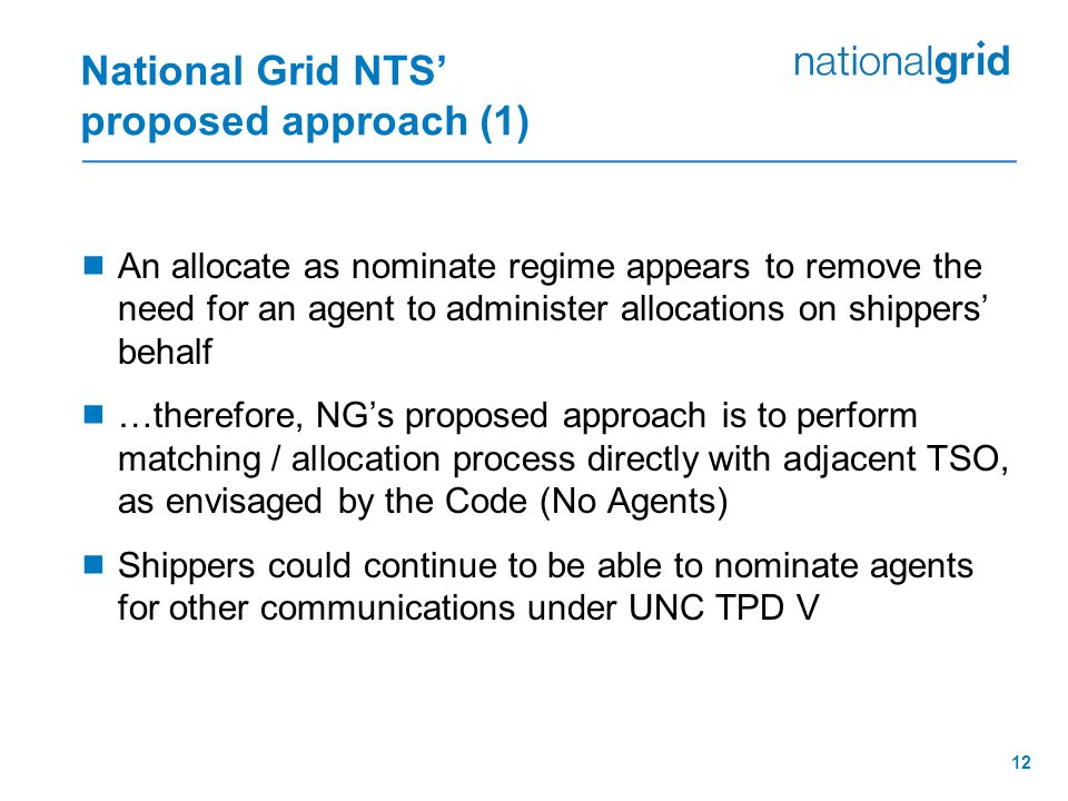 National Grid NTS' proposed approach (1)