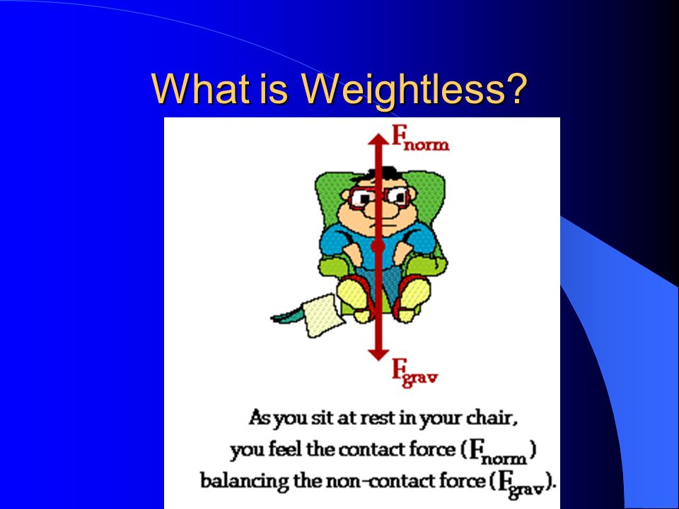 What is Weightless