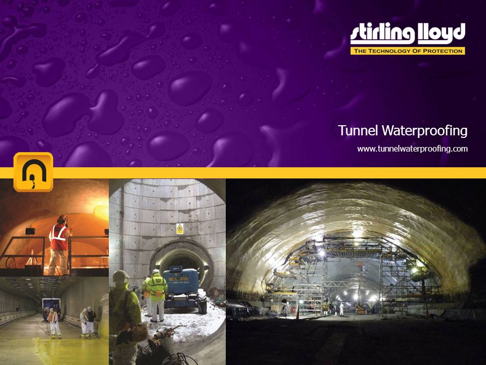 Tunnel Waterproofing www.tunnelwaterproofing.com