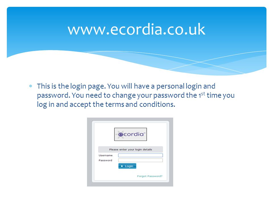 www.ecordia.co.uk