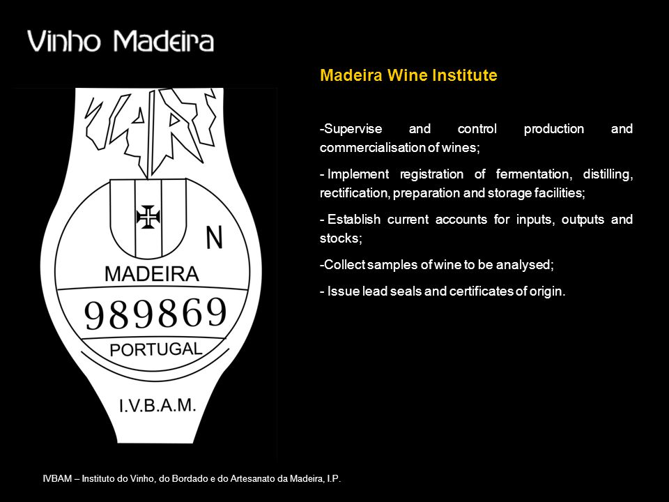 Madeira Wine Institute