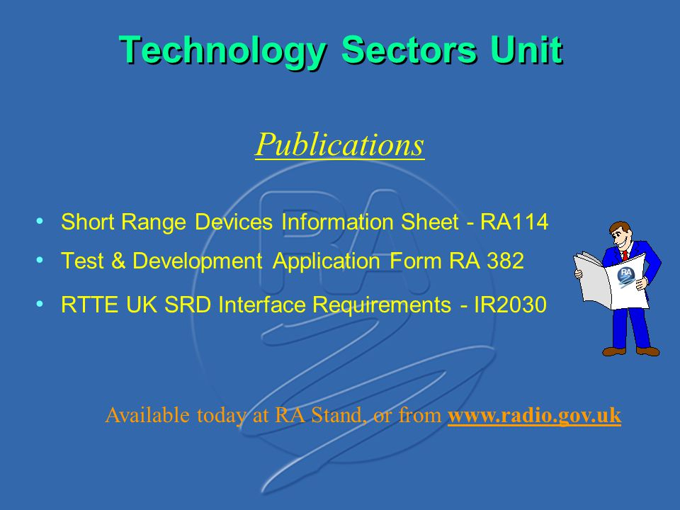 Technology Sectors Unit