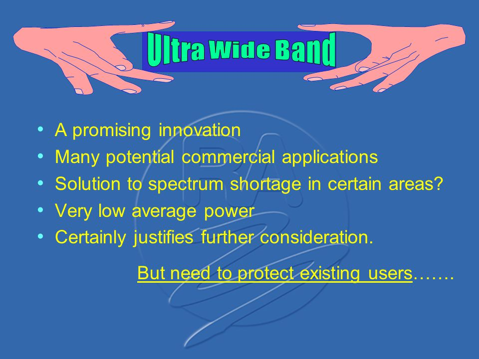 Ultra Wide Band A promising innovation