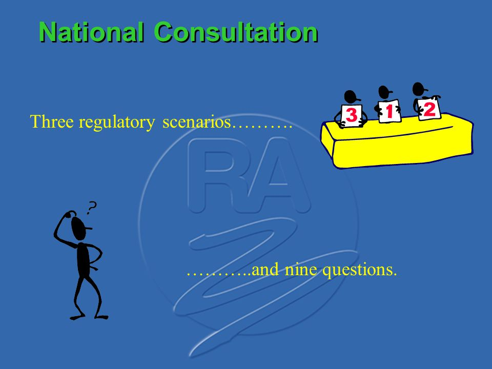 National Consultation