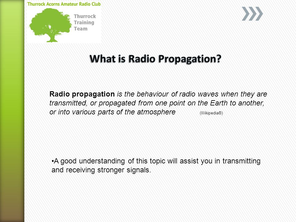 What is Radio Propagation
