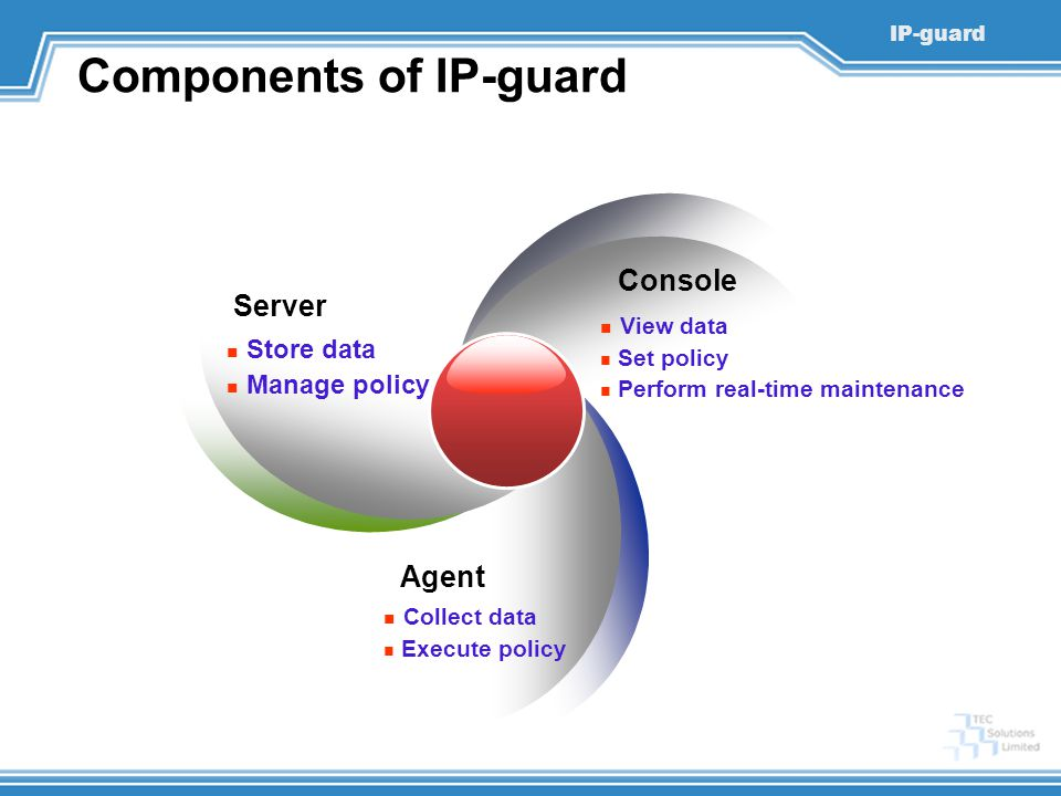 Components of IP-guard