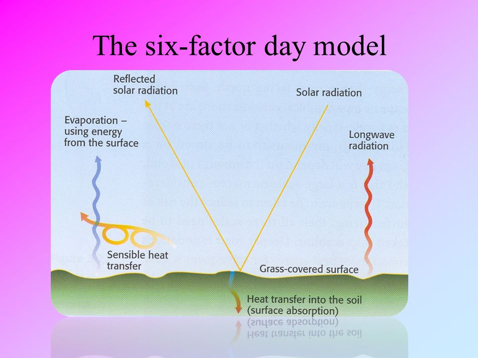 The six-factor day model