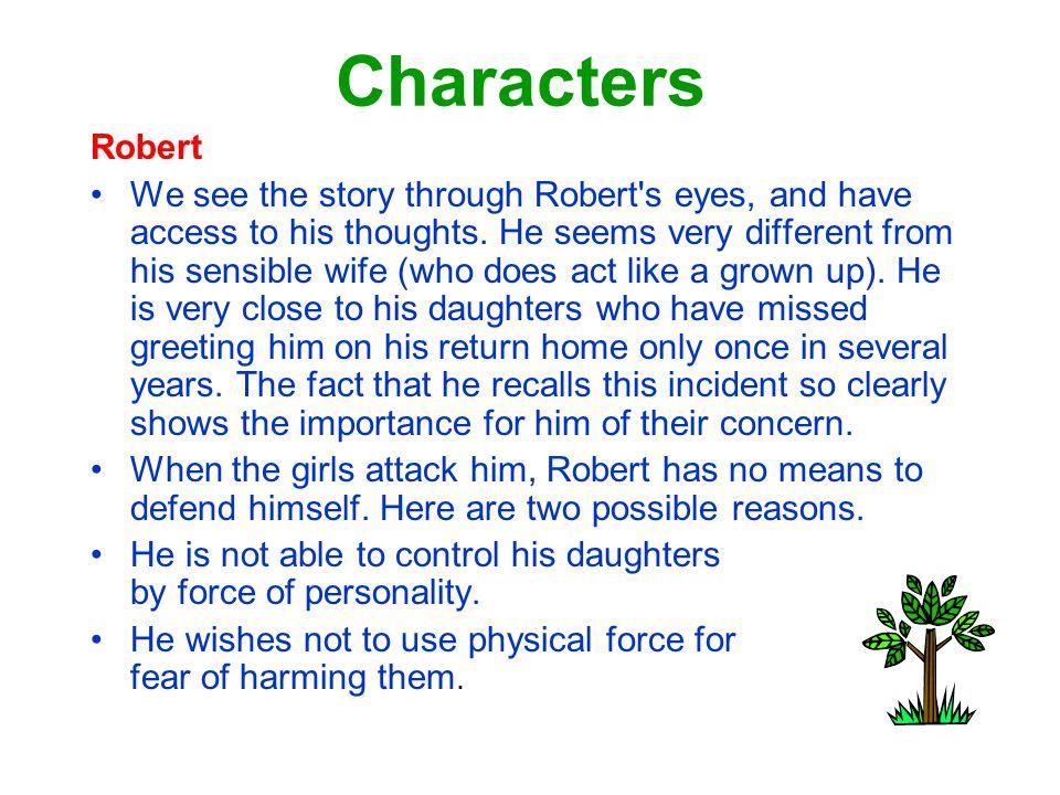 Characters Robert.