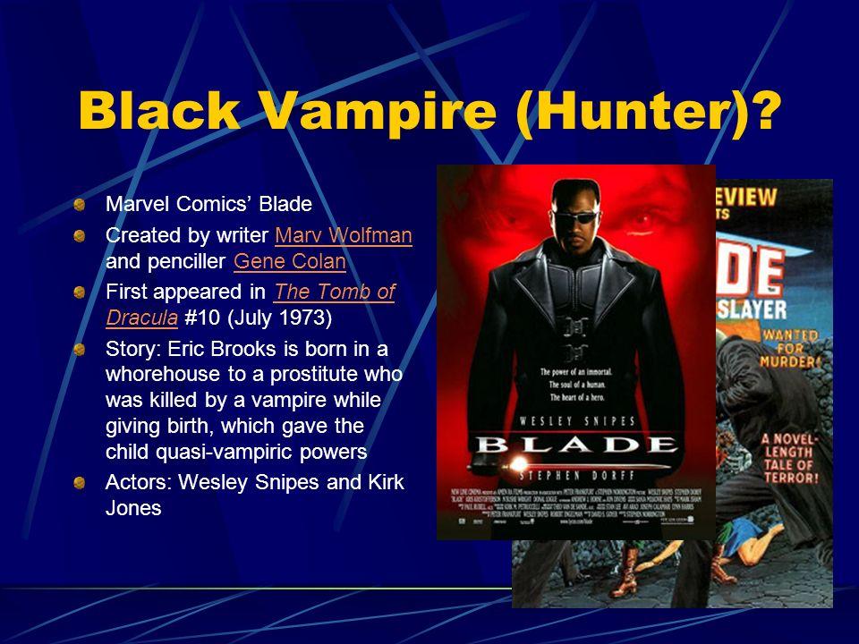 Black Vampire (Hunter)