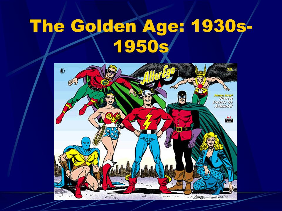 The Golden Age: 1930s-1950s