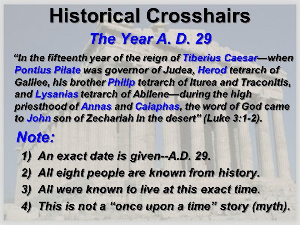 Historical Crosshairs