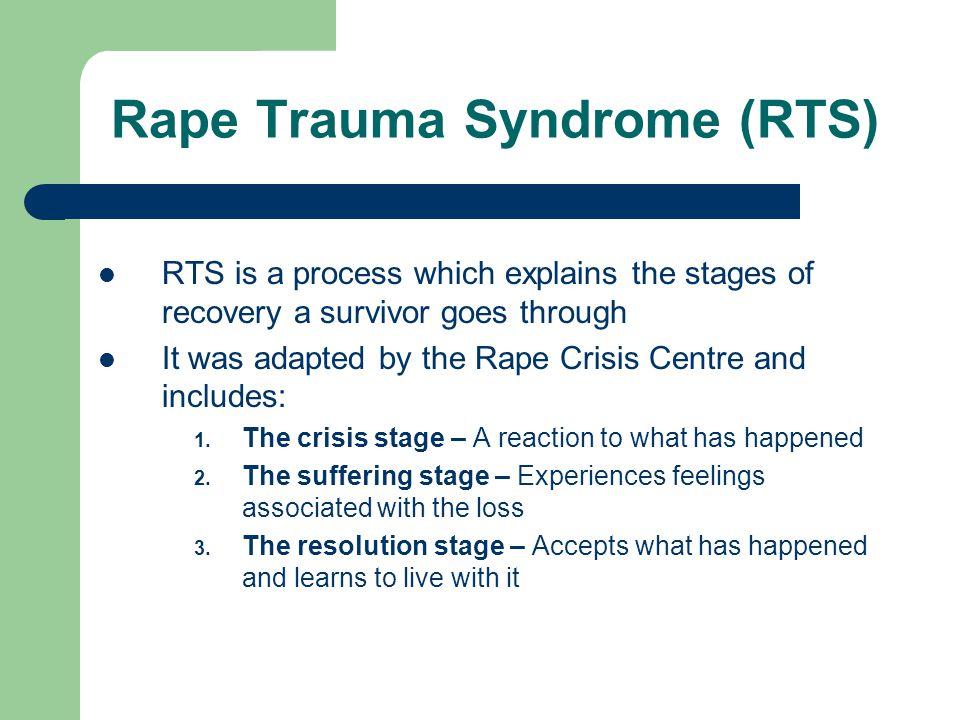 Rape Trauma Syndrome (RTS)