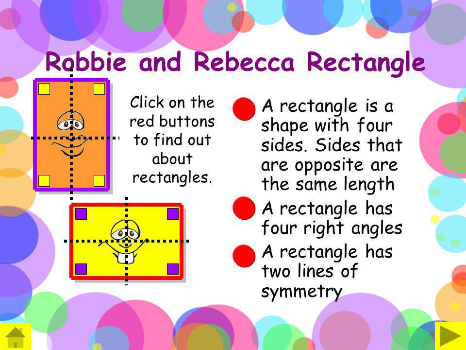 Robbie and Rebecca Rectangle