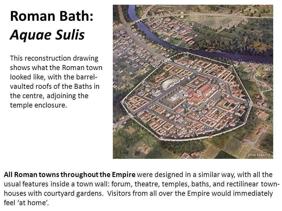 Roman Bath: Aquae Sulis