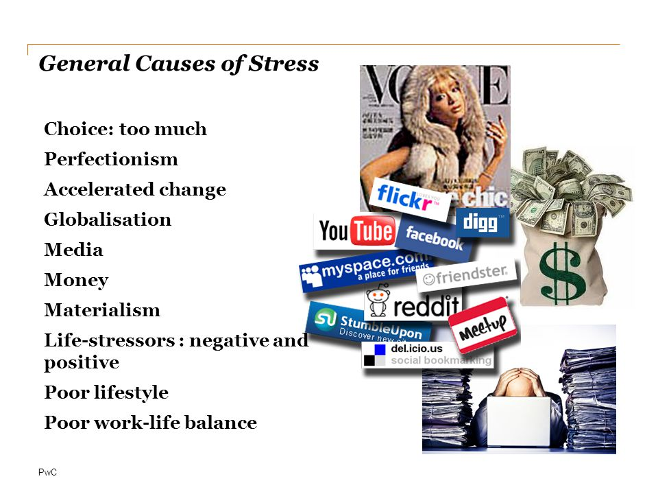 General Causes of Stress