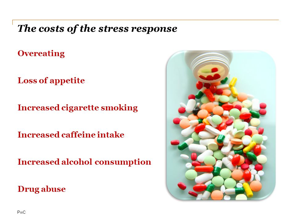 The costs of the stress response