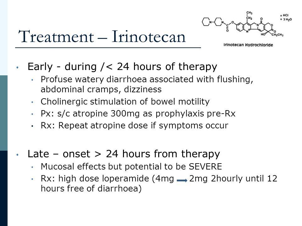 Treatment – Irinotecan