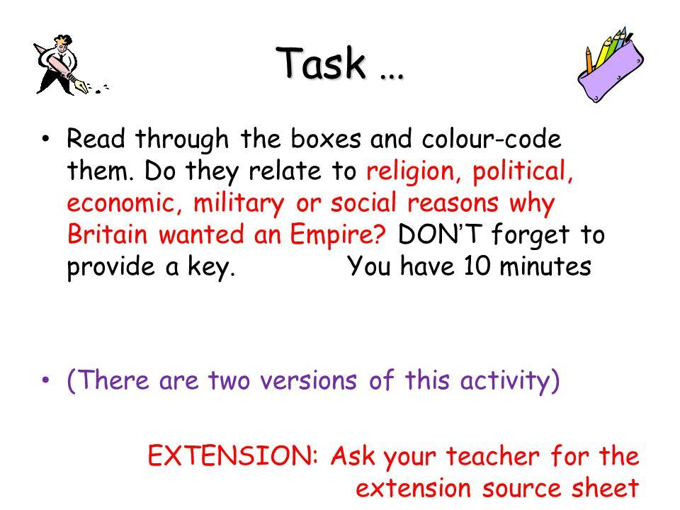 Task …