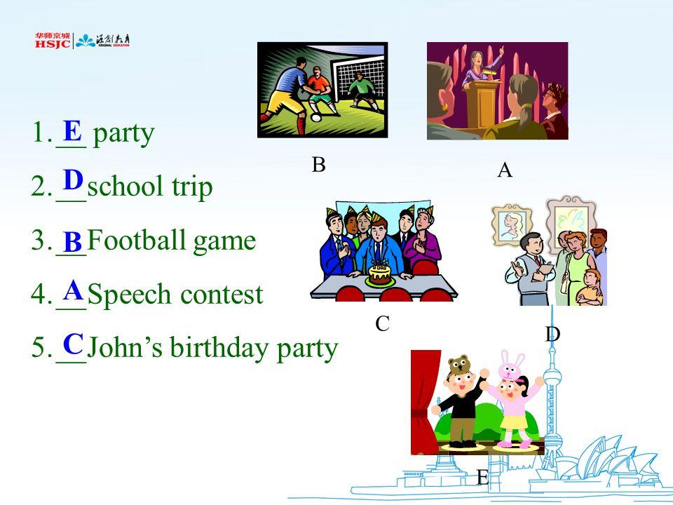 __John's birthday party E