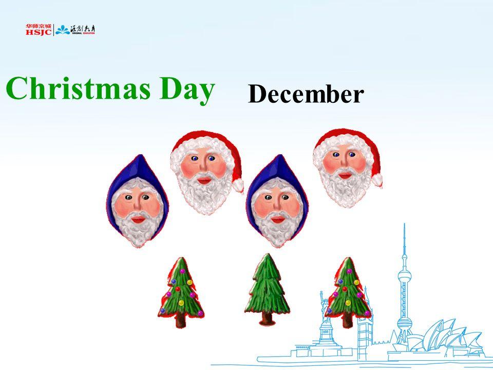 Christmas Day December