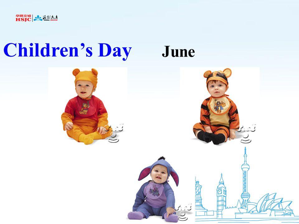 Children's Day June
