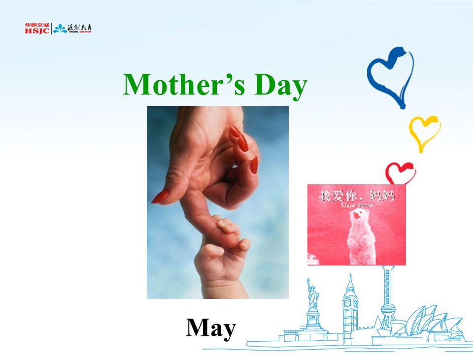 Mother's Day May