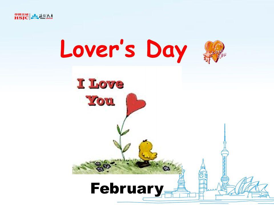 Lover's Day February
