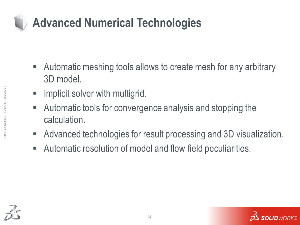 Advanced Numerical Technologies