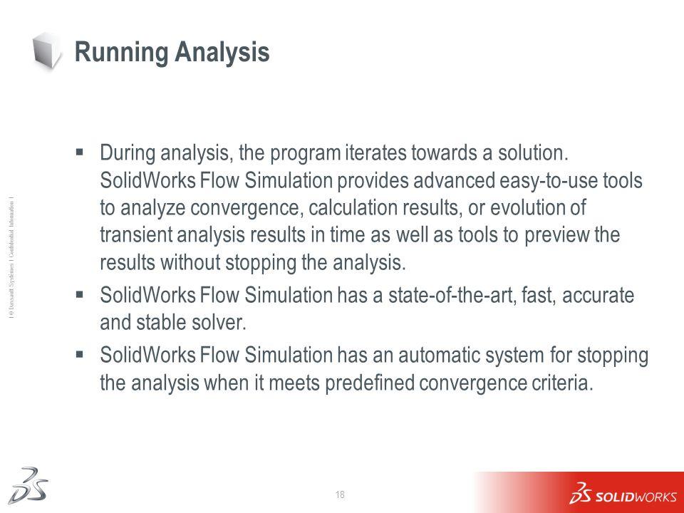 Running Analysis