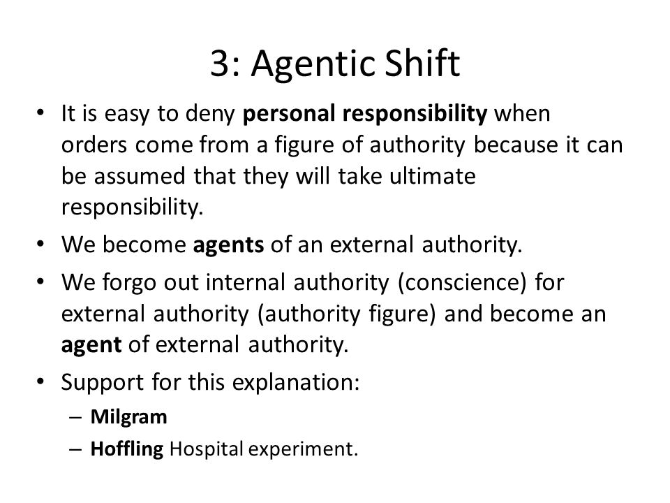 3: Agentic Shift