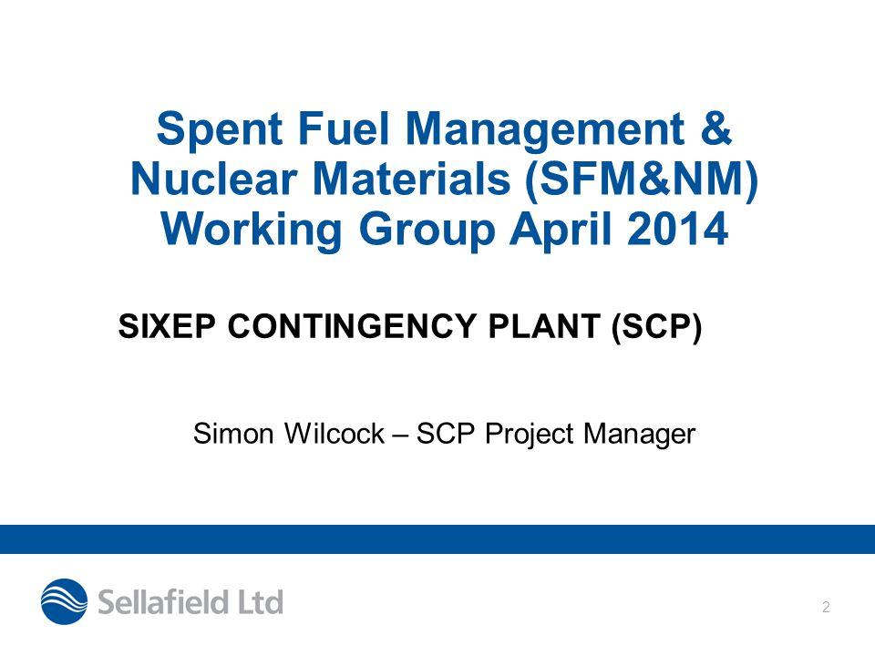 SIXEP CONTINGENCY PLANT (SCP)