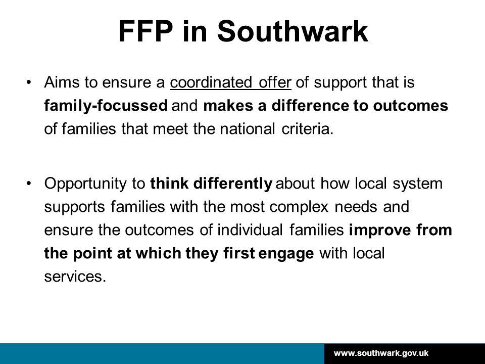 FFP in Southwark