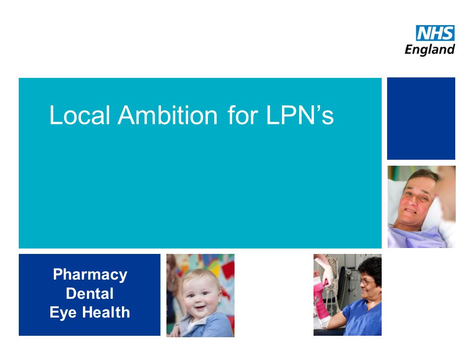 Local Ambition for LPN's