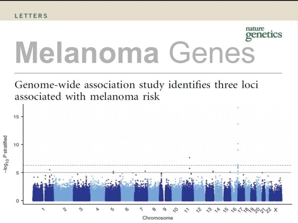 Melanoma Genes