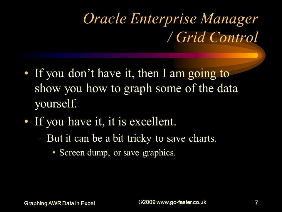Oracle Enterprise Manager / Grid Control