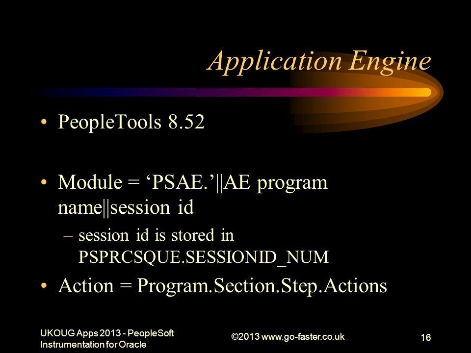 Application Engine PeopleTools 8.52