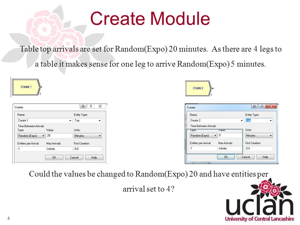 Create Module