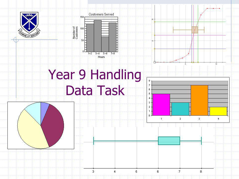 Year 9 Handling Data Task