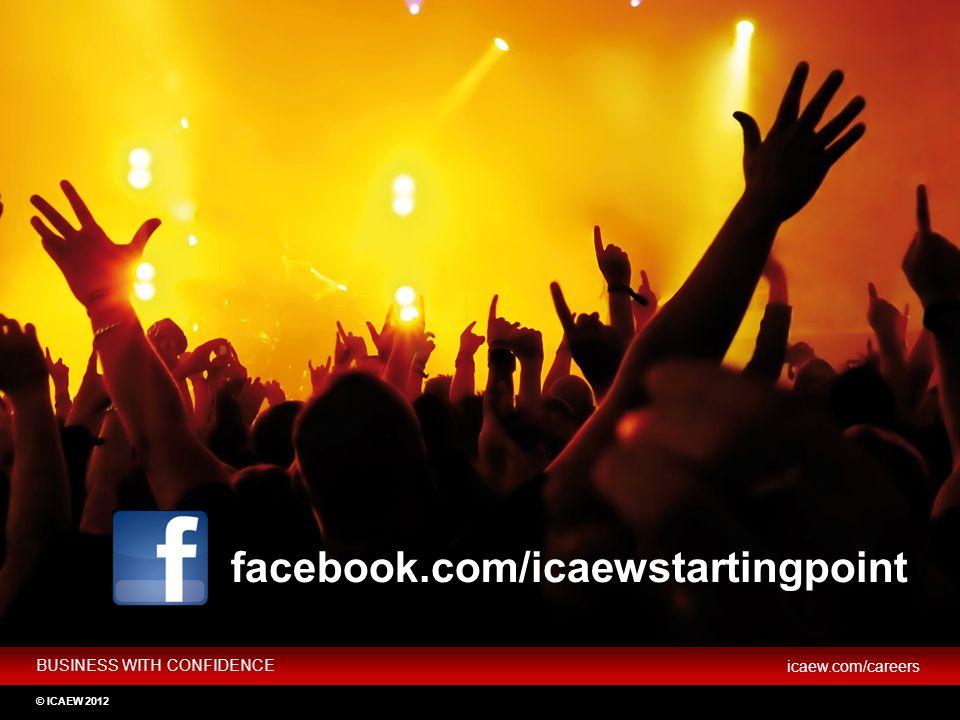 facebook.com/icaewstartingpoint