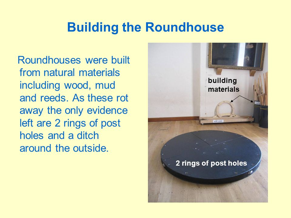 Building the Roundhouse