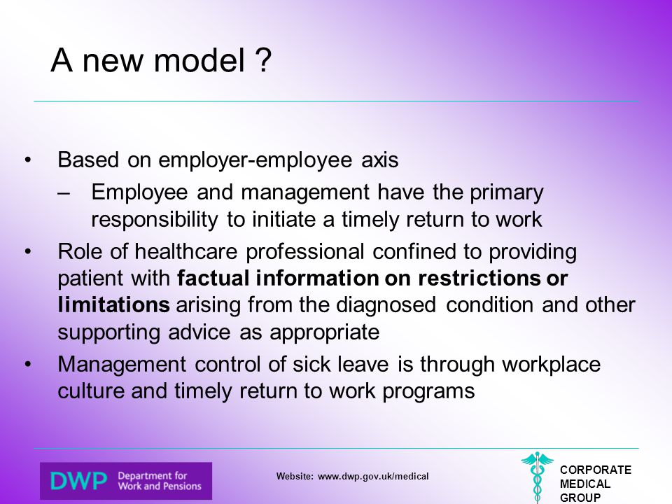 A new model Based on employer-employee axis