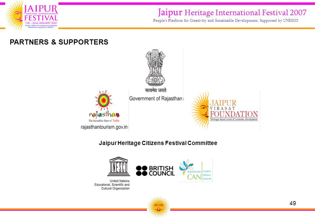 Jaipur Heritage Citizens Festival Committee