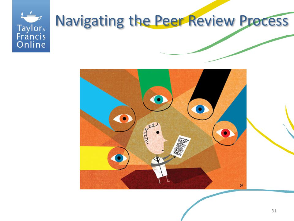 Navigating the Peer Review Process