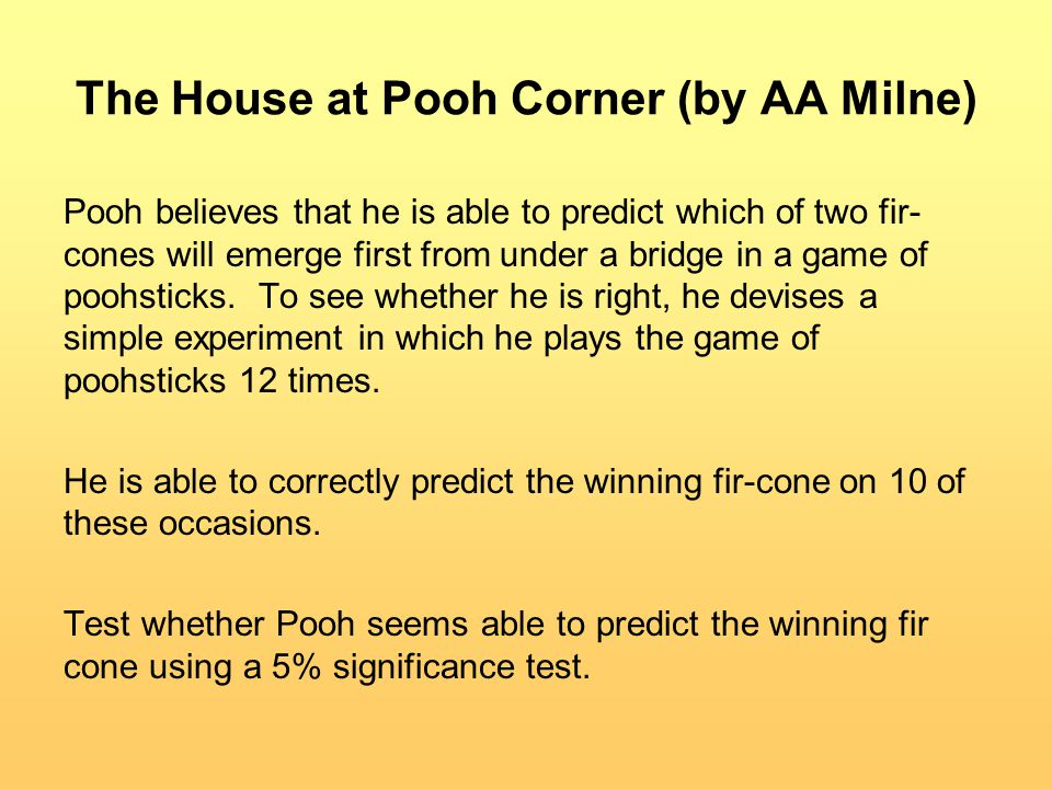 The House at Pooh Corner (by AA Milne)