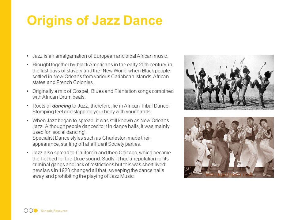 origins of jazz essay Essays and criticism on toni morrison's jazz - sample essay outlines.