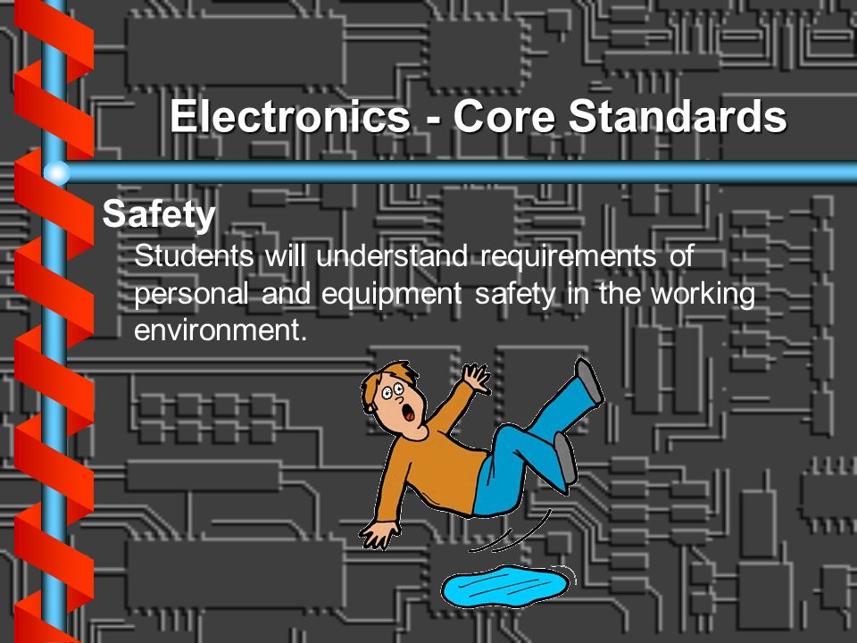 Electronics - Core Standards